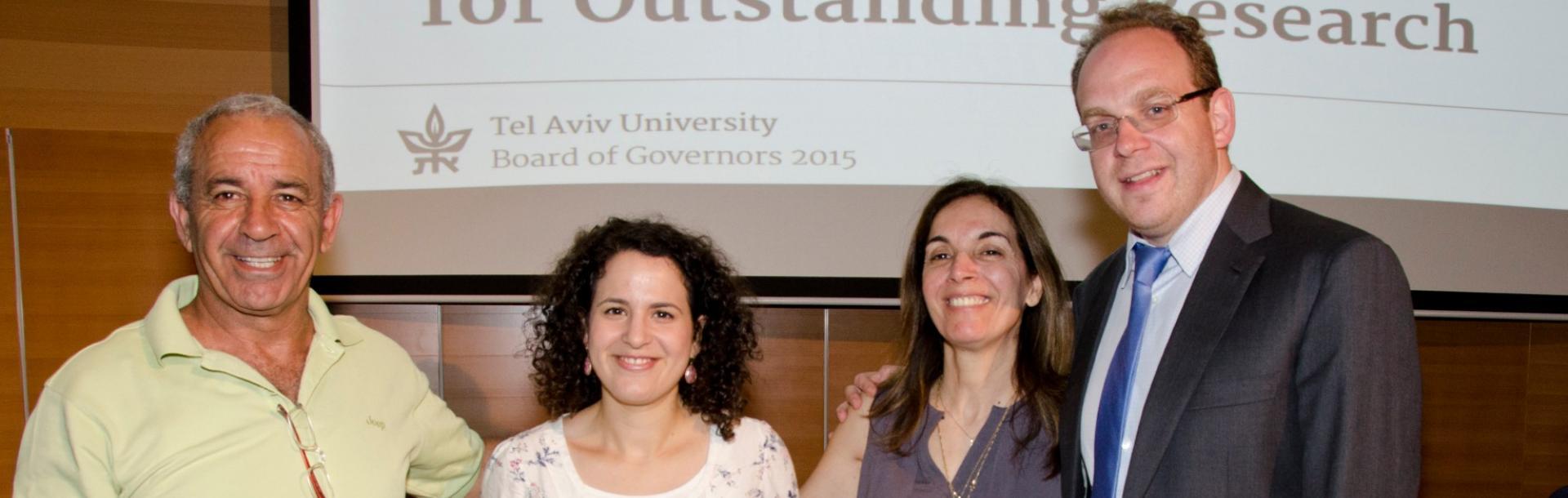 Kadar Family Award for Outstanding Research